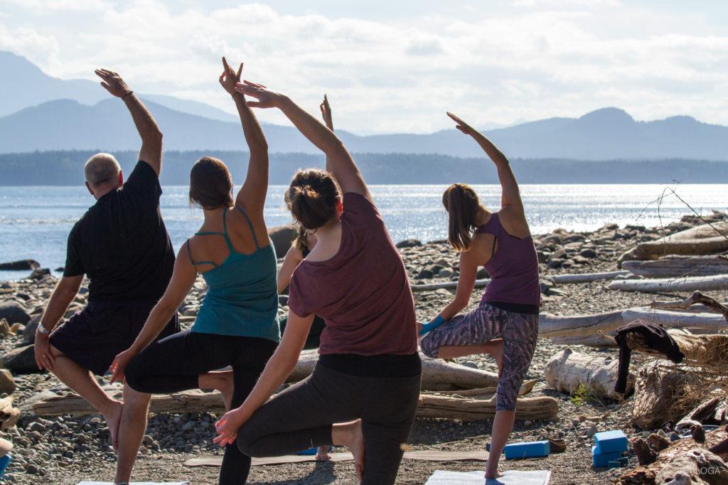 Baloga Yoga Canada Whale