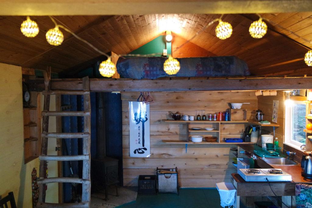 baloga yoga canada cabin